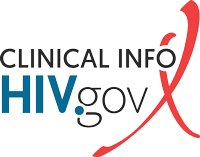 Clinical Info HIV.gov logo
